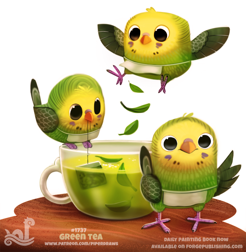 daily_painting_1737__green_tea_by_cryptid_creations-dbl2zr8