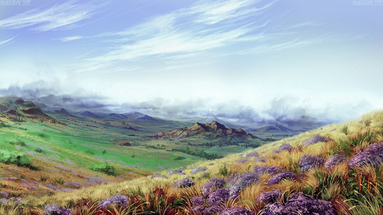 Painting_Art_Fields_Boundless_stepp_531866_1280x720
