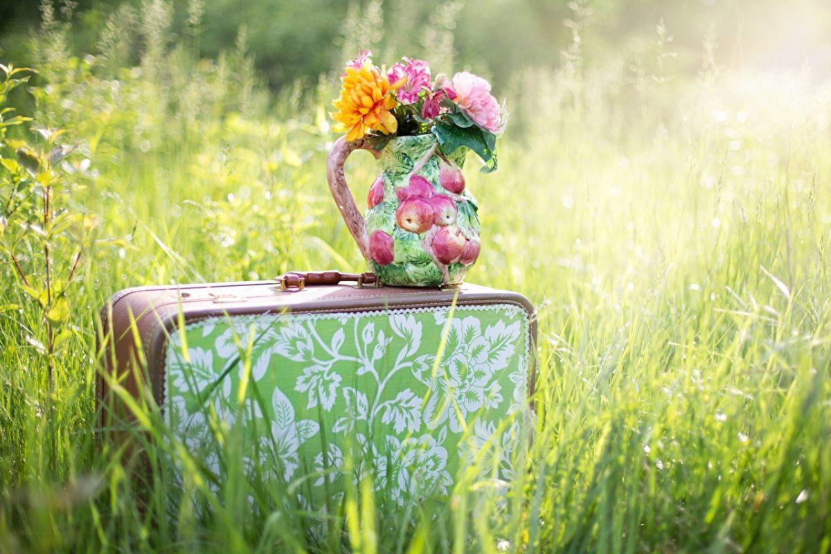 Bouquets_Grass_Suitcase_Vase_Bokeh_582488_1280x853